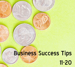 business success tips