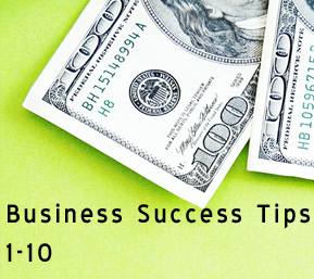 small business tips for success
