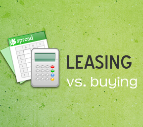 a comparison of leasing and buying If you buy a car outright and you don't have the cash to pay for it, you  here's a  comparison of leasing and buying the same car for 10 years (in.