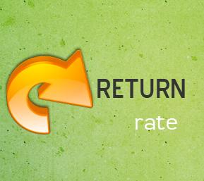 return rate