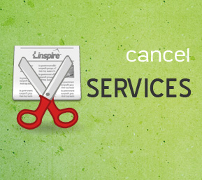 cancel services