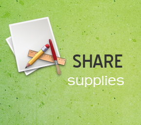 share supplies
