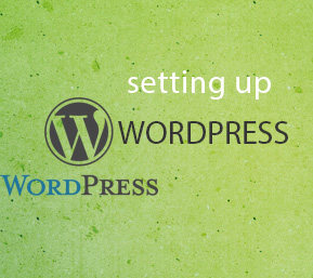 Things to do when setting up WordPress